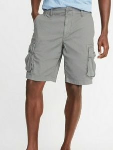 ,Lived-In Built-In Flex Cargo Short for Men 10inch